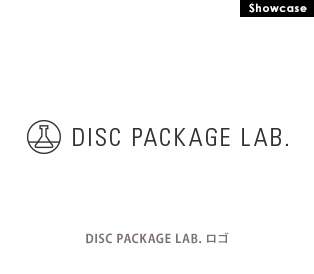 DISC PACKAGE LAB. ロゴ